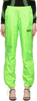 Misbhv Green Europa Track Pants