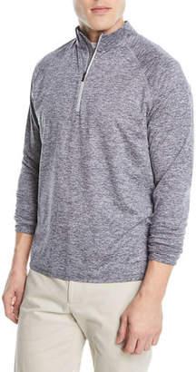 Peter Millar Sydney Half-Zip Pullover Sweater