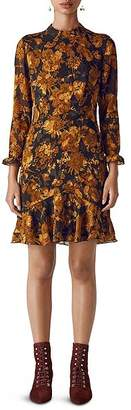 Whistles Eleanor Mackintosh-Print Dress