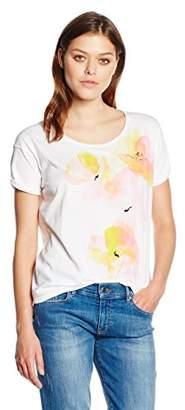 BOSS Orange Women's Tiflower Short Sleeve T-Shirt,(Manufacturer Size: )