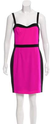 Jay Godfrey Silk Mini Dress