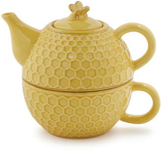 Sur La Table Bee Teapot and Cup