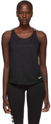 Nike Black Elastika Tank Top