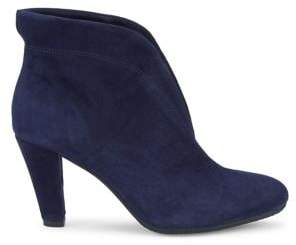 Carvela Comfort Rida Suede Ankle Booties