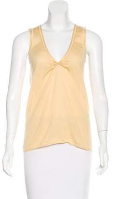 Prada Knit Sleeveless Top