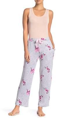 Couture PJ Grey Floral Pajama Pants