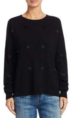 Elizabeth and James Fionn Beaded Sweater