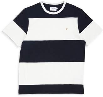 Farah Woolacombe T-Shirt Navy
