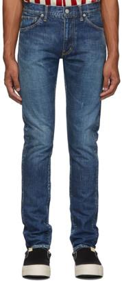 Visvim Blue Social Sculpture 12 Damaged 5 Jeans