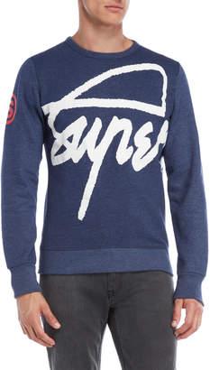 Superdry Wrapped Logo Sweatshirt