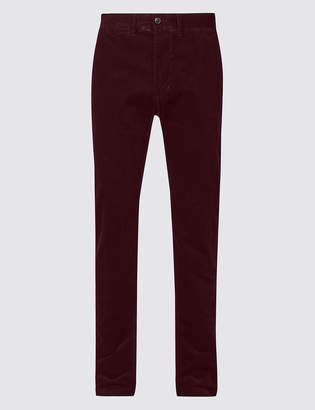 Blue Harbour Straight Fit Cords with Stretch