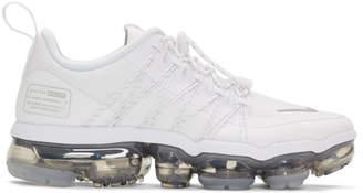 Nike White Air VaporMax Run Utility Sneakers
