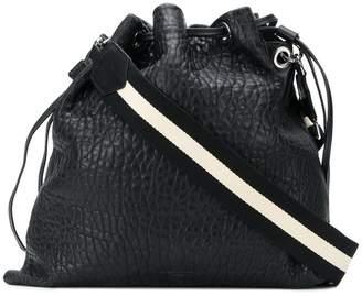 Sonia Rykiel Le Flore snake embossed bag