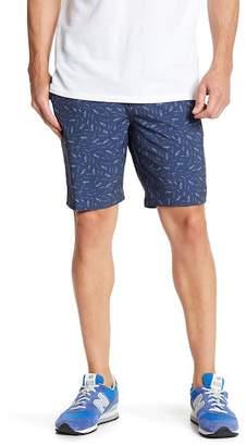 Tavik Hawkins Hybrid Print Shorts