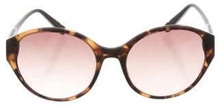 Jason Wu Tortoiseshell Round Sunglasses w/ Tags