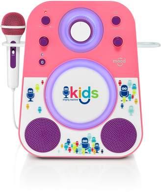 Singing Machine Kids Mood Karaoke System