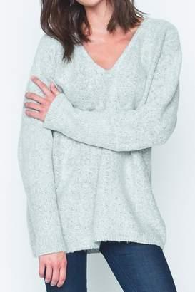 Movint V-Neck Sweater $99.90 thestylecure.com