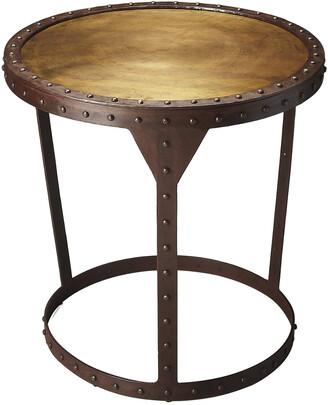 Butler Bonham Iron Side Table