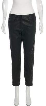 3.1 Phillip Lim Leather Mid-Rise Pants w/ Tags
