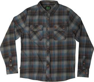 Hippy-Tree Hippy Tree Sheldon Flannel Shirt - Men's