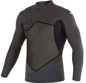 Quiksilver NEW QUIKSILVERTM Mens Syncro 1.5MM Mesh Wetsuit Jacket 2015 Surf
