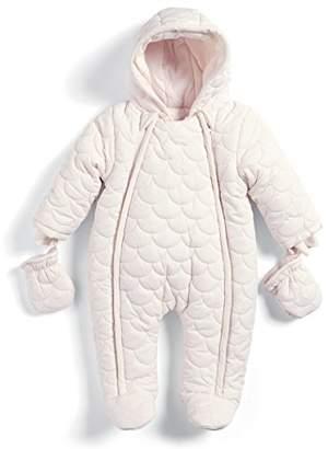 Mamas and Papas Baby Girls Snowsuit, Bodysuit