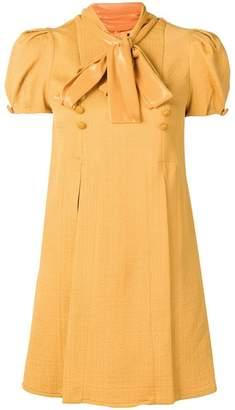 Elisabetta Franchi loose flared dress
