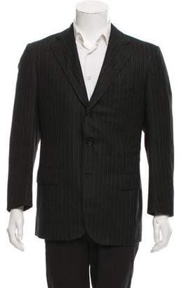 Cesare Attolini Wool Three-Button Blazer