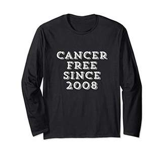 Cancer Free Since 2009