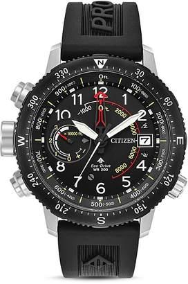 Citizen Eco-Drive Promaster Altichron Watch, 46mm
