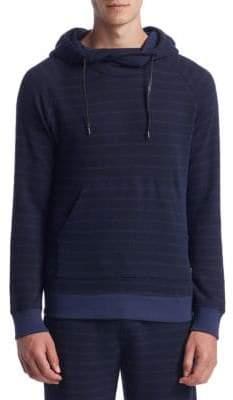 Madison Supply Long-Sleeve Funnelneck Cotton Sweater