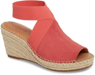 Gentle Souls Signature Colleen Espadrille Wedge