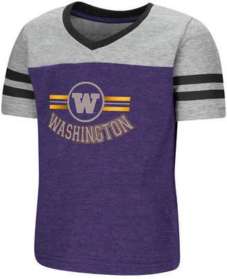 Colosseum Washington Huskies Pee Wee T-Shirt, Toddler Girls (2T-4T)