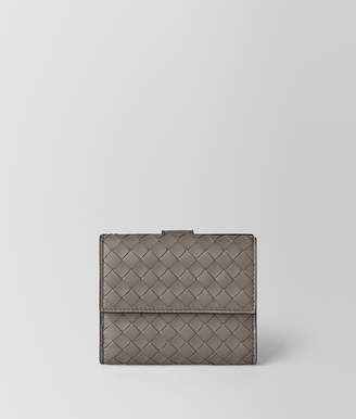Bottega Veneta FRENCH WALLET IN INTRECCIATO NAPPA