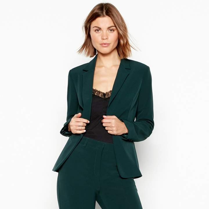 The Collection - Dark Green 'Forest' Suit Jacket