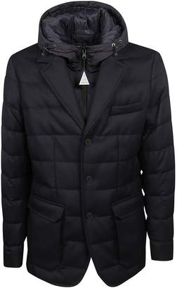 Moncler Blazer-style Quilted Jacket