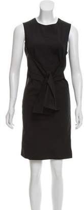 Lela Rose Knee-Length Shift Dress