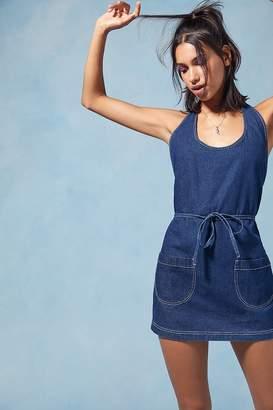 Anna Sui & UO Denim Wrap Dress