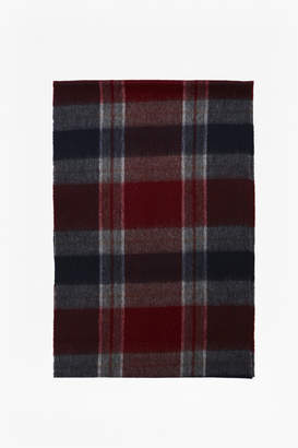 French Connection Check Mate Scarf