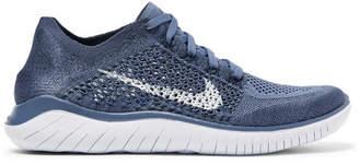 Nike Running Free Rn 2018 Flyknit Sneakers