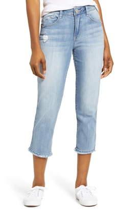 Wit & Wisdom Luxe Touch High Waist Crop Jeans
