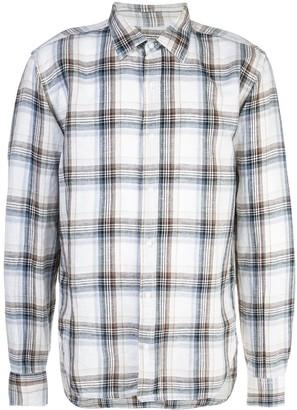 SAVE KHAKI UNITED Madras shirt