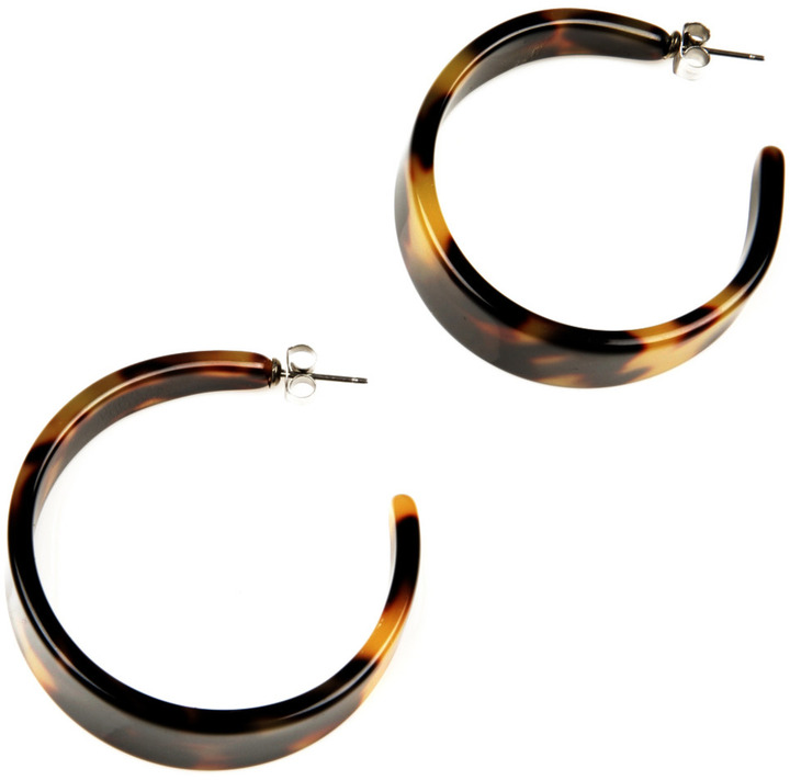 Bellissima Tapered Hoops