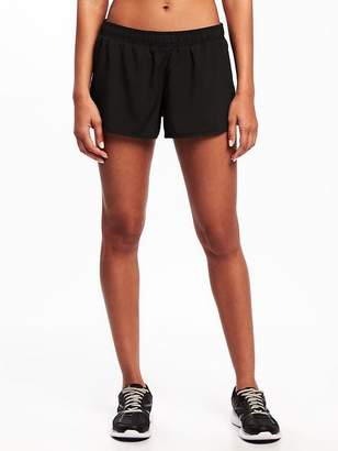 Old Navy Semi-Fitted Run Shorts for Women - 3-inch inseam