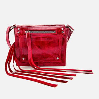 McQ Women's Loveless Mini Cross Body Bag - Riot Red