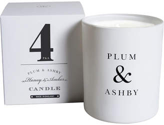 Plum & Ashby - Numbered Collection Scented Candle - Honey & Amber