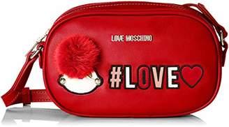 Love Moschino Borsa Pu, Women's Shoulder Bag,6x13x21 cm (B x H T)