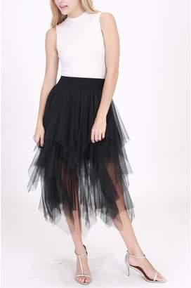 Hyfve Romantic Tulle Skirt