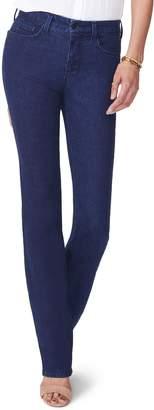 NYDJ Marilyn High Waist Stretch Straight Leg Jeans