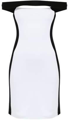 Tufi Duek off the shoulder tube dress